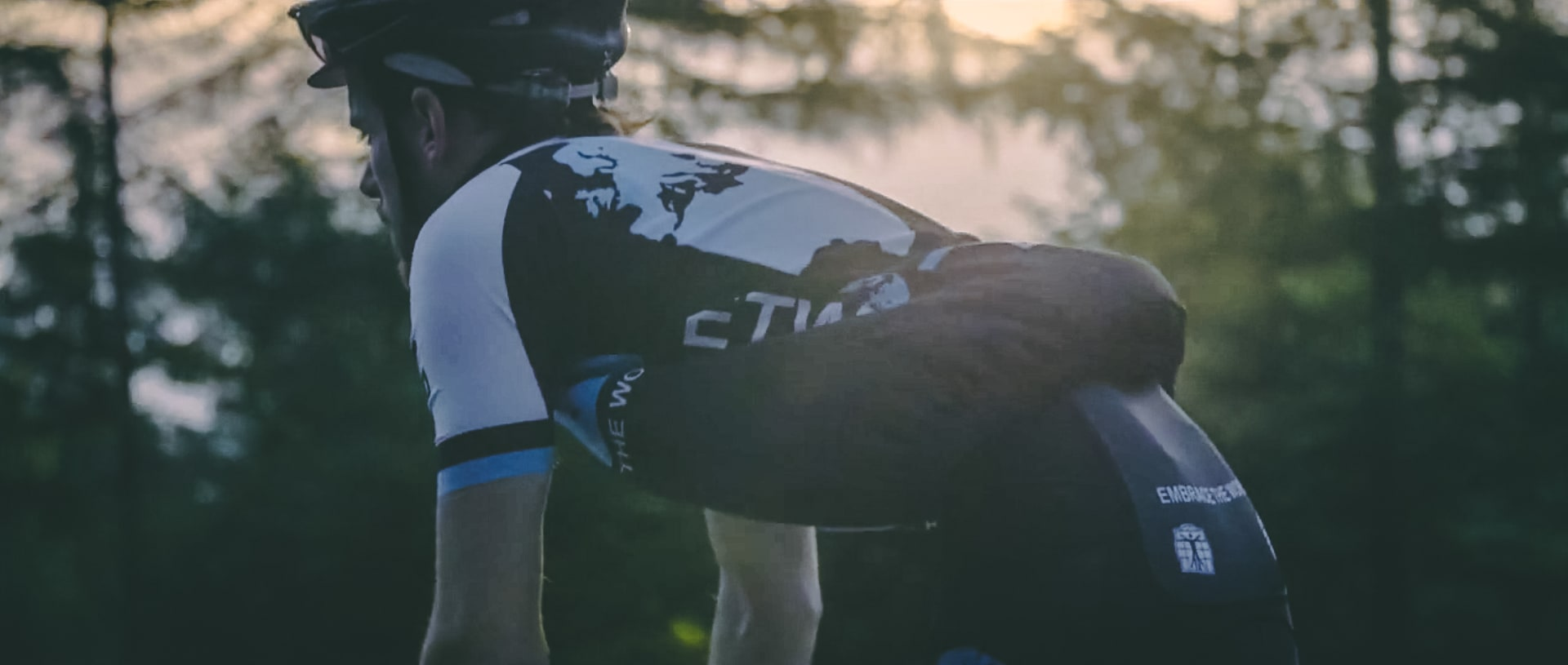 EMBRACE THE WORLD CYCLING - Commercial