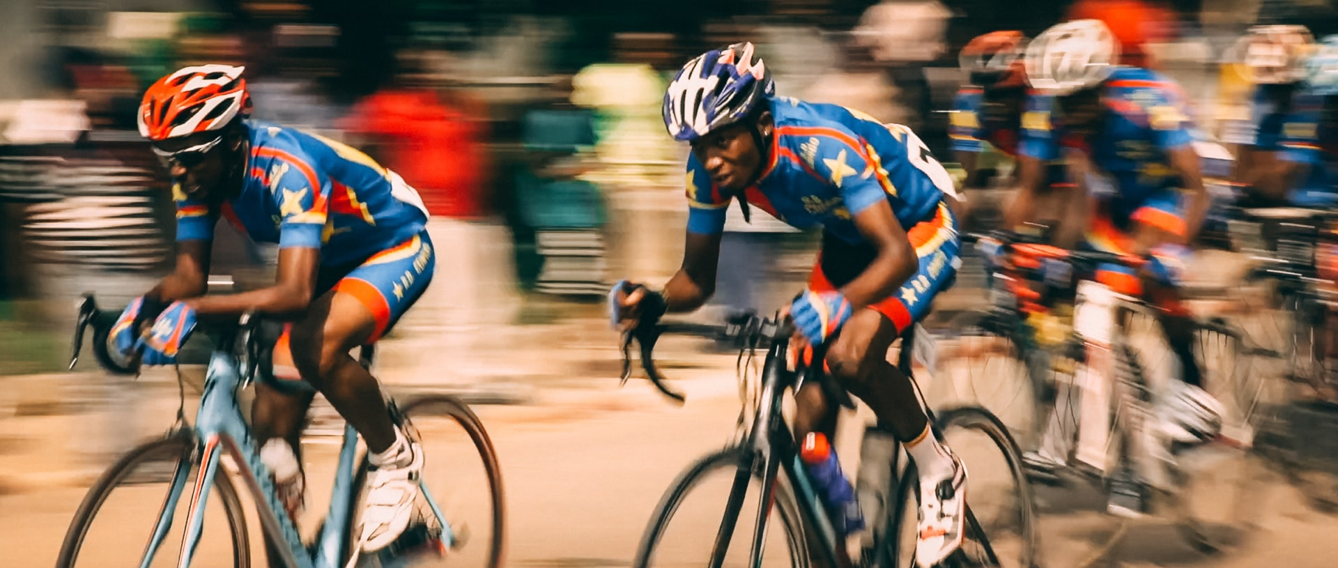 TOUR DU CONGO - Cycling in the heart of africa